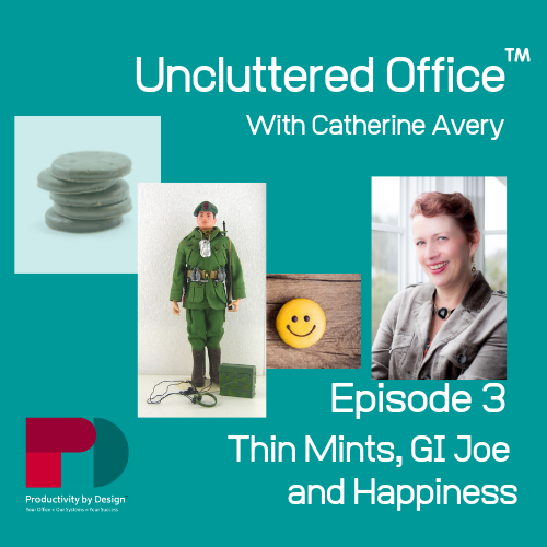 GI Joe, Thin Mints and Happiness